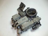 2002 LEXUS IS200 THROTTLE BODIES COMPLETE UNIT 22030-70020 WITH SENSORS